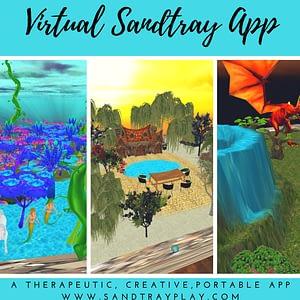 Virtual Sandtray App